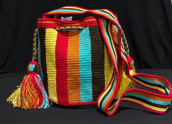 Wayuu Design Double Tassel M