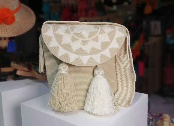 Wayuu Bag with Cover