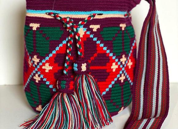 Wayuu Bag Design Medium size
