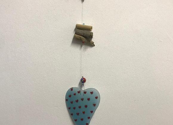 Polka Dots Heart