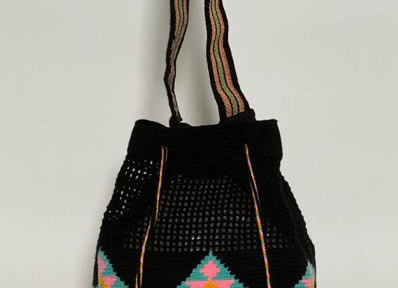 Wayuu Beach Bag-Net Premium 1 Thread M