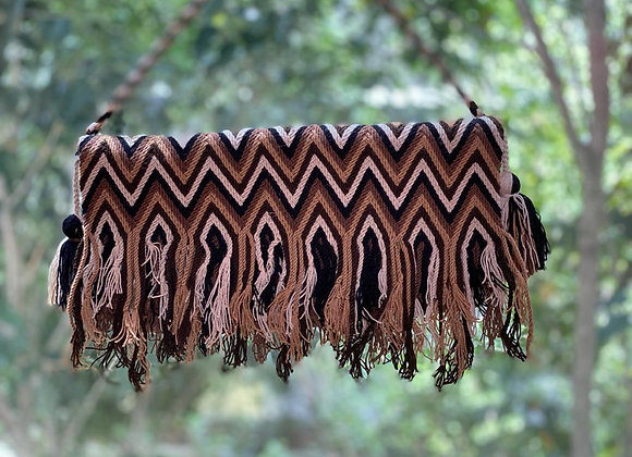 Wayuu Bag Clutch Duna
