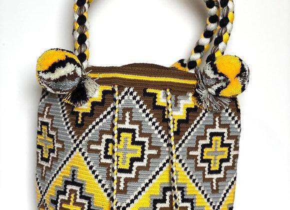 Wayuu Bag Twist Design