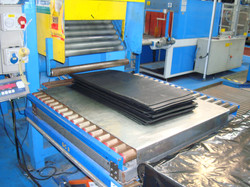 COOLED CUT RUBBER SHEETS