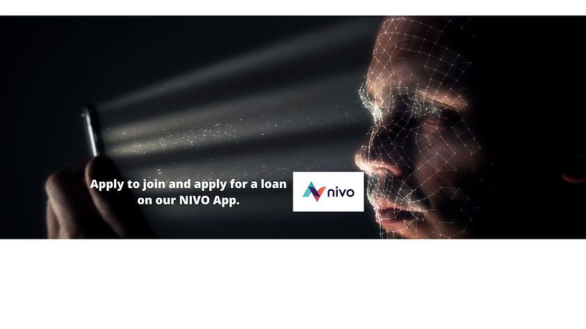 Apply to join and for a loan on our NIVO