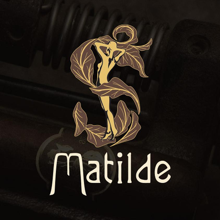Matilde Cigars Verkostung mit Enrique Seijas
