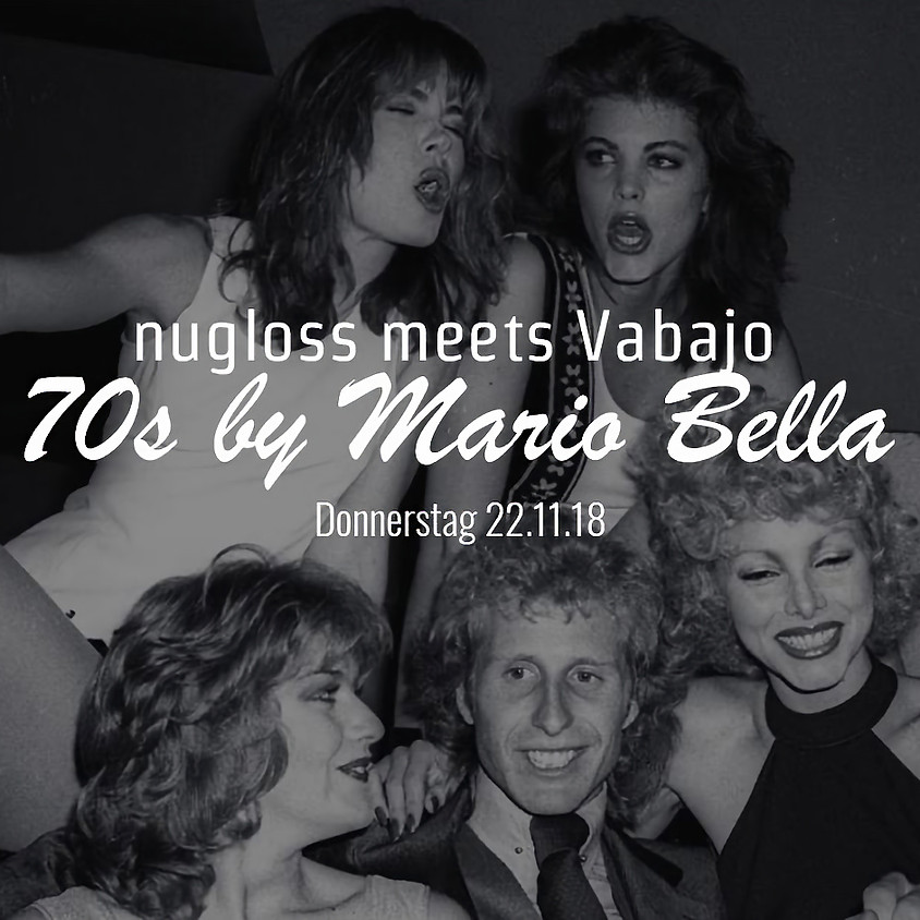 Nugloss meets Vabajo 70's Afterwork Event