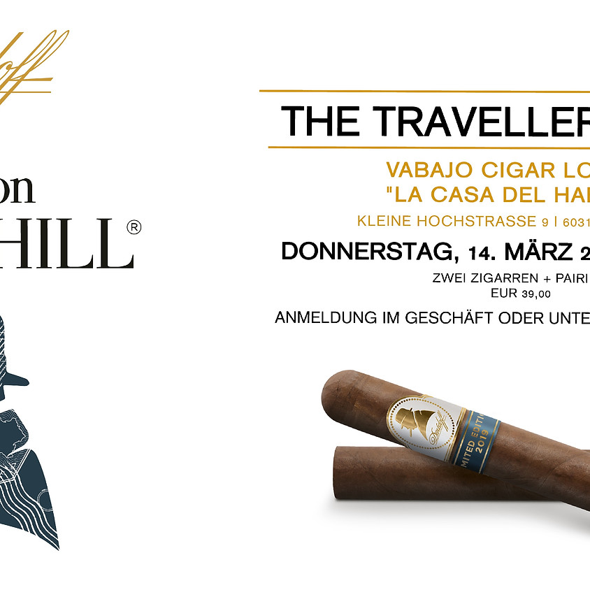 The Traveller Event by Davidoff Cigars