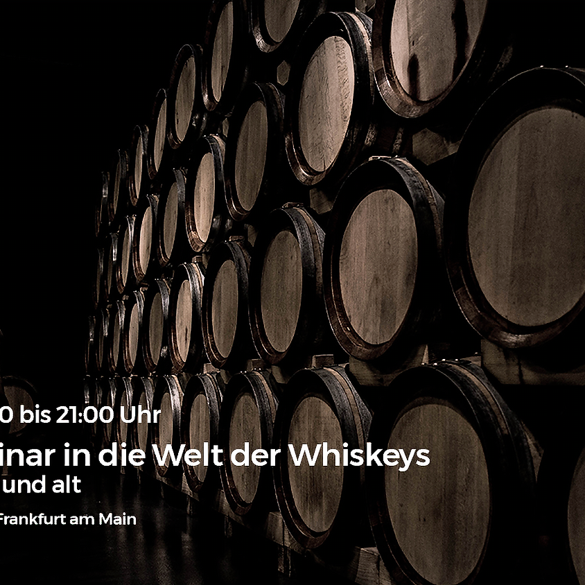 Einsteigerseminar in die Welt der Whiskeys I Ein Tasting für jung und alt