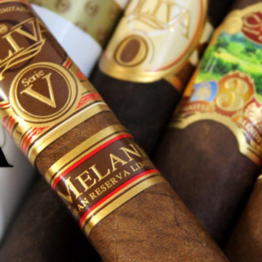 Oliva Cigars Meets Vabajo