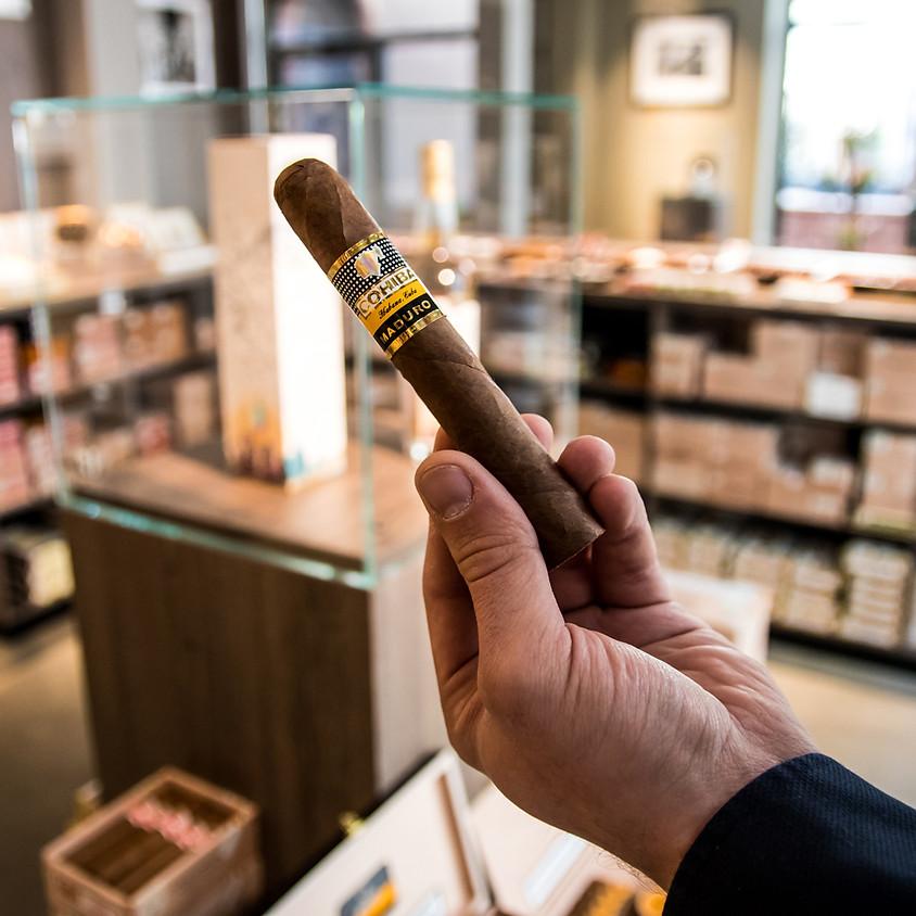 Einsteigerseminar Zigarre