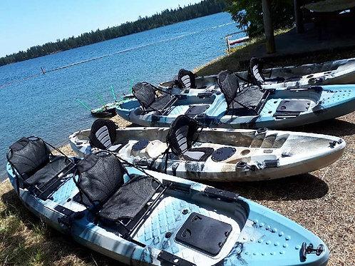 Double Kayak/Canoe Rental