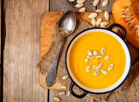 Medicinal Pumpkin Soup