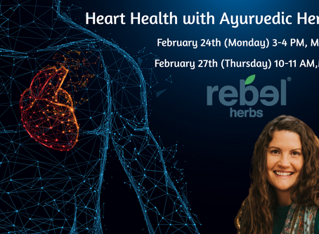 Heart Health with Ayurvedic Herbs