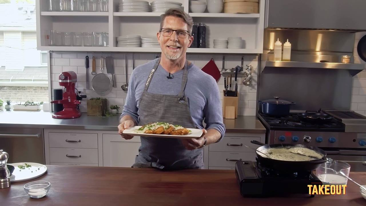 Let Rick Bayless teach you how to make good gravy