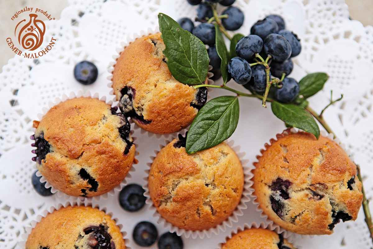 Cucoriedkové muffiny
