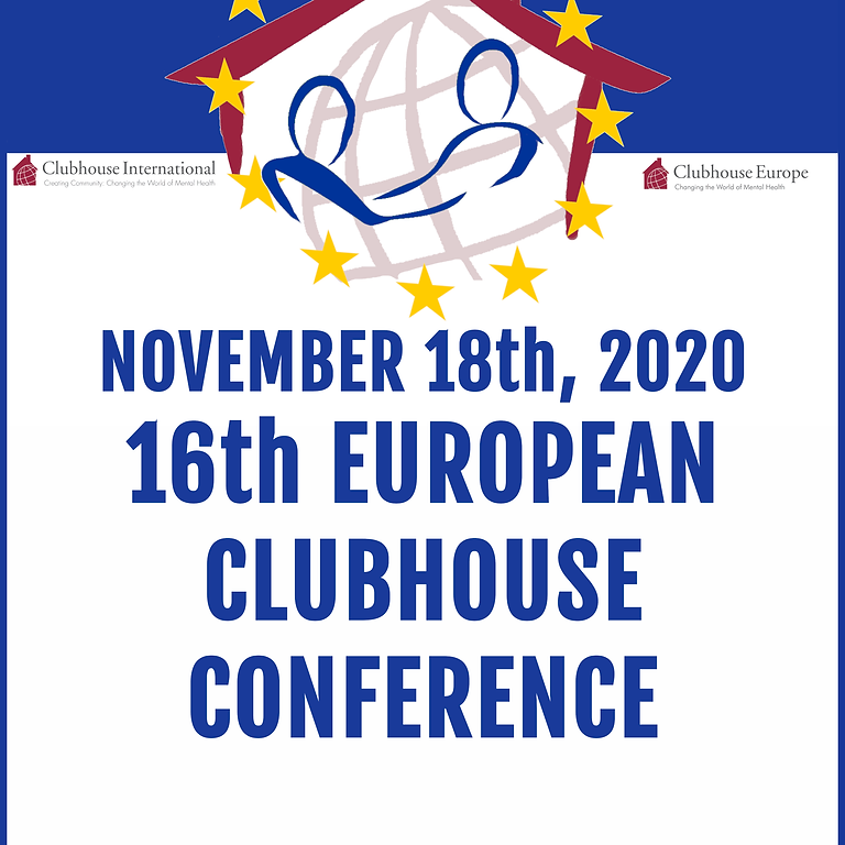 16th European Clubhouse Conference