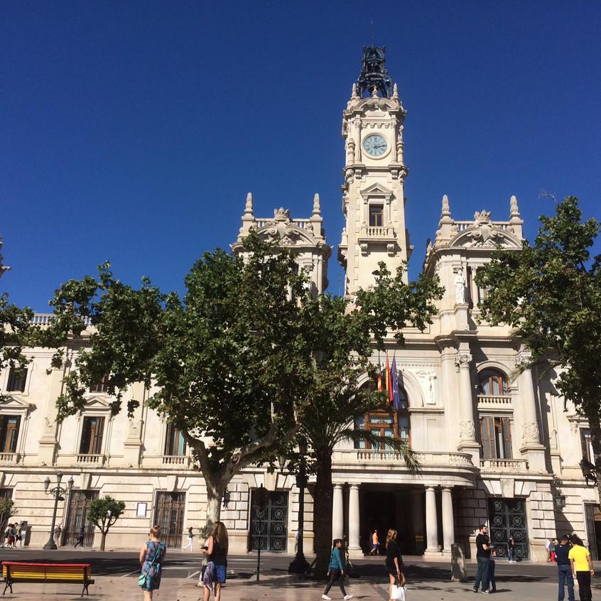 Ayuntamento de Valencia