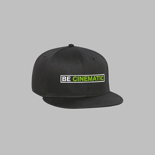 BE CINEMATIC SNAPBACK