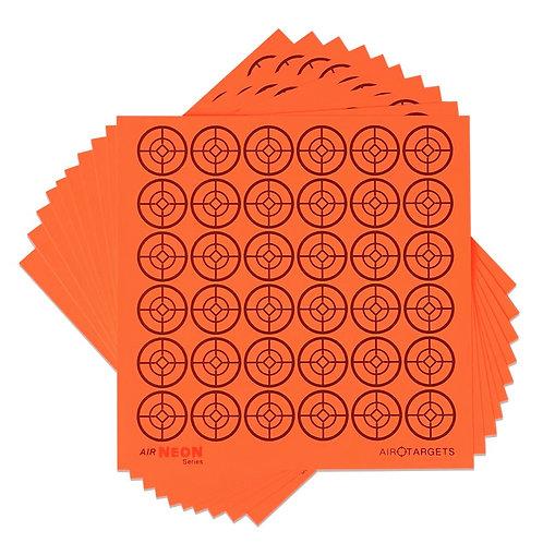 Neon Orange Multi Shot