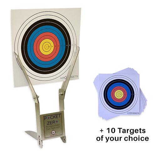 Impact Kinetics Pocket Zero Multi Position Target Holder