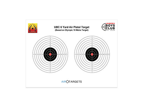 UBC 6 Yard Pistol