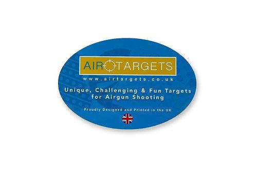 Air Targets Sticker