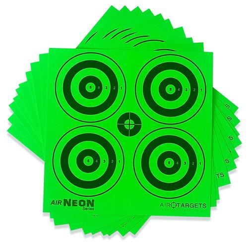 Neon Green Multi Target