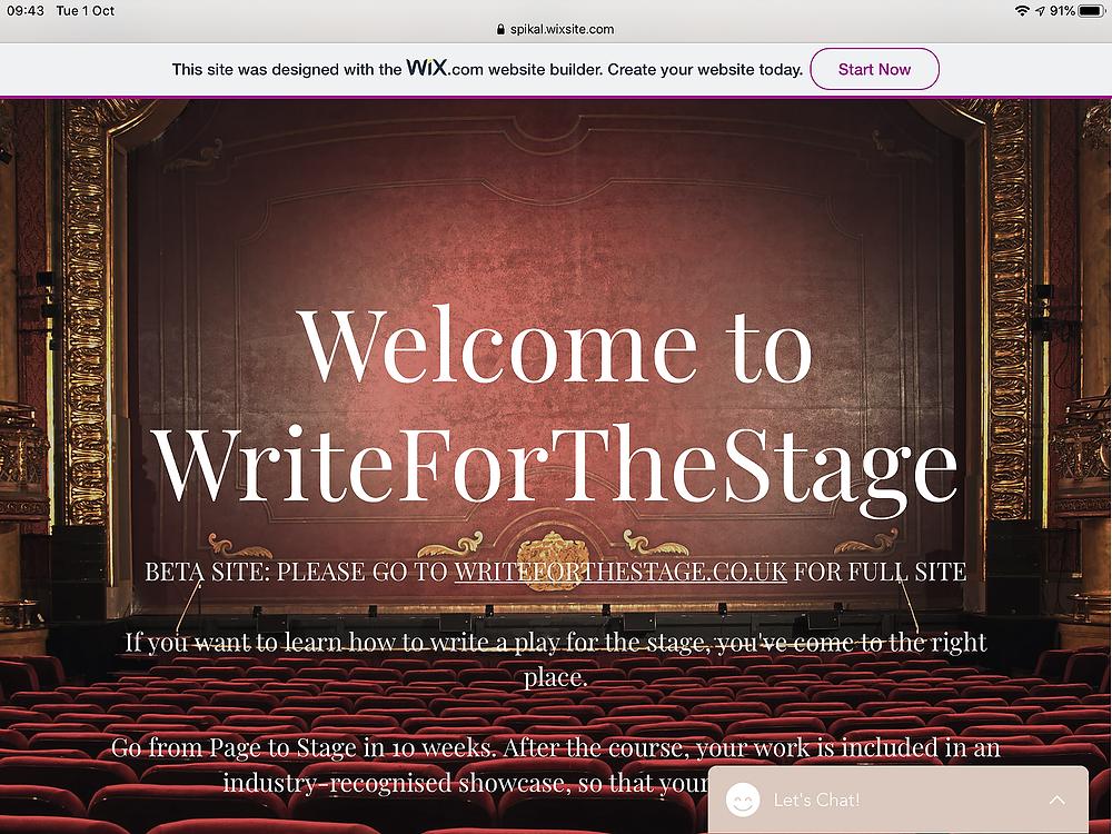 Beta-Testing new WFTS website