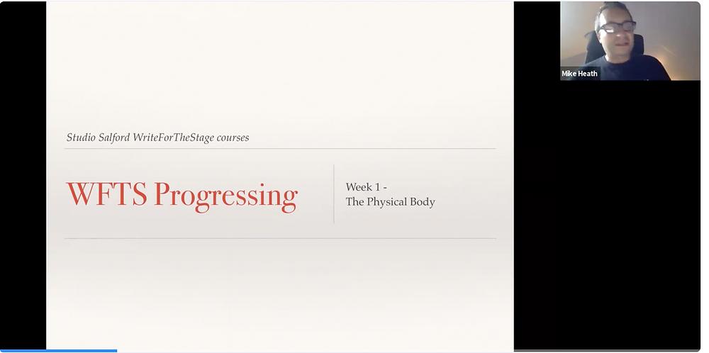 WFTS Progressing - online learning