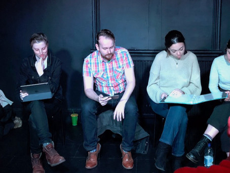 Launching the brand new WriteForTheStage website (and Development Week)