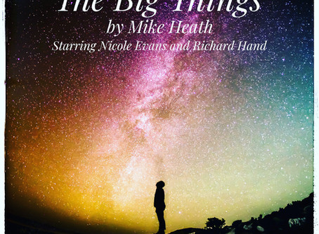 The Big Things - broadcasting Live on YouTube, Fri 29th May, 7.45pm