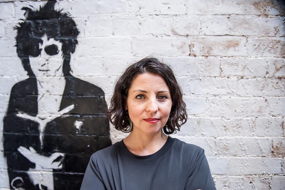 Stefanie Moore - playwright