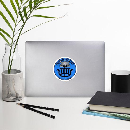 NjordGod Bubble-free stickers