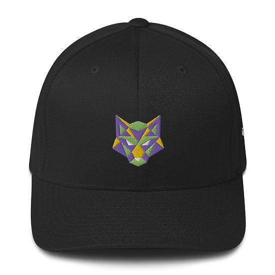 GeauxInsane SPG FlexFit Hat