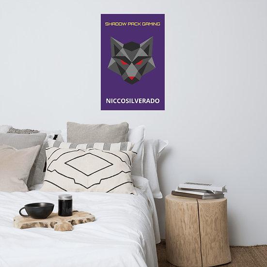 Nicco Silverado SPG Poster