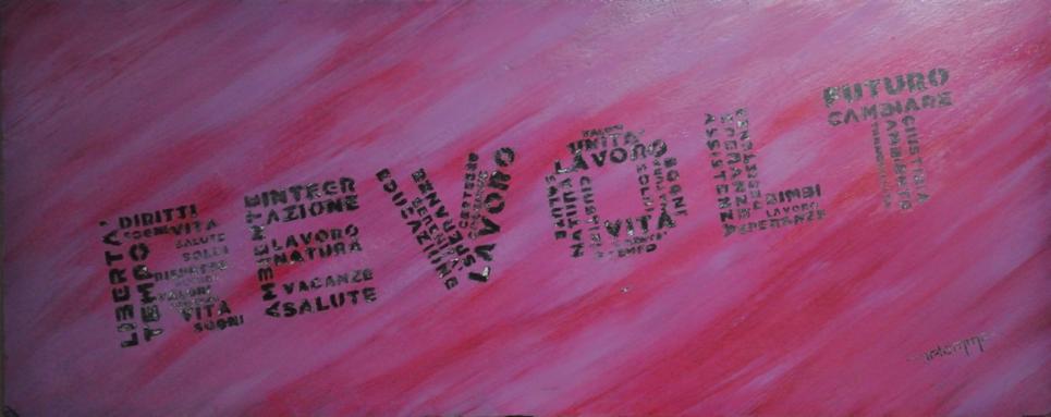 Revolt fucsia, 2011