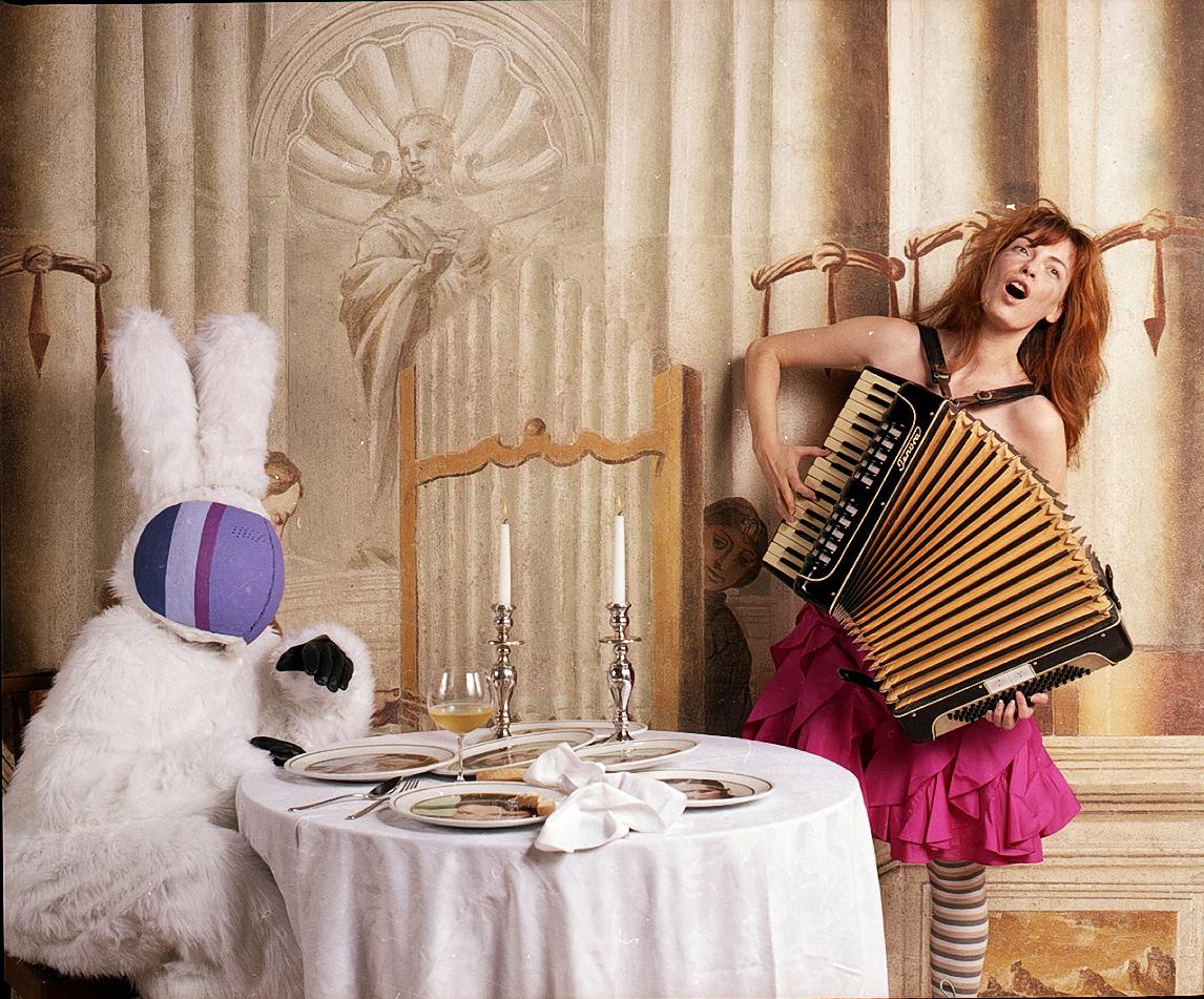 White Rabbit Left Alone, 2006