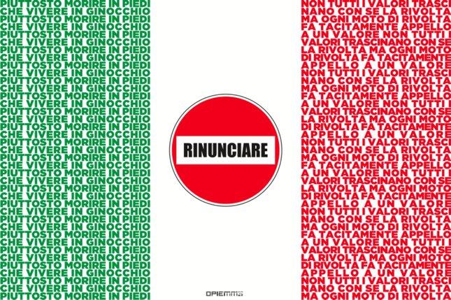 Bandiera d' Italia, 2011
