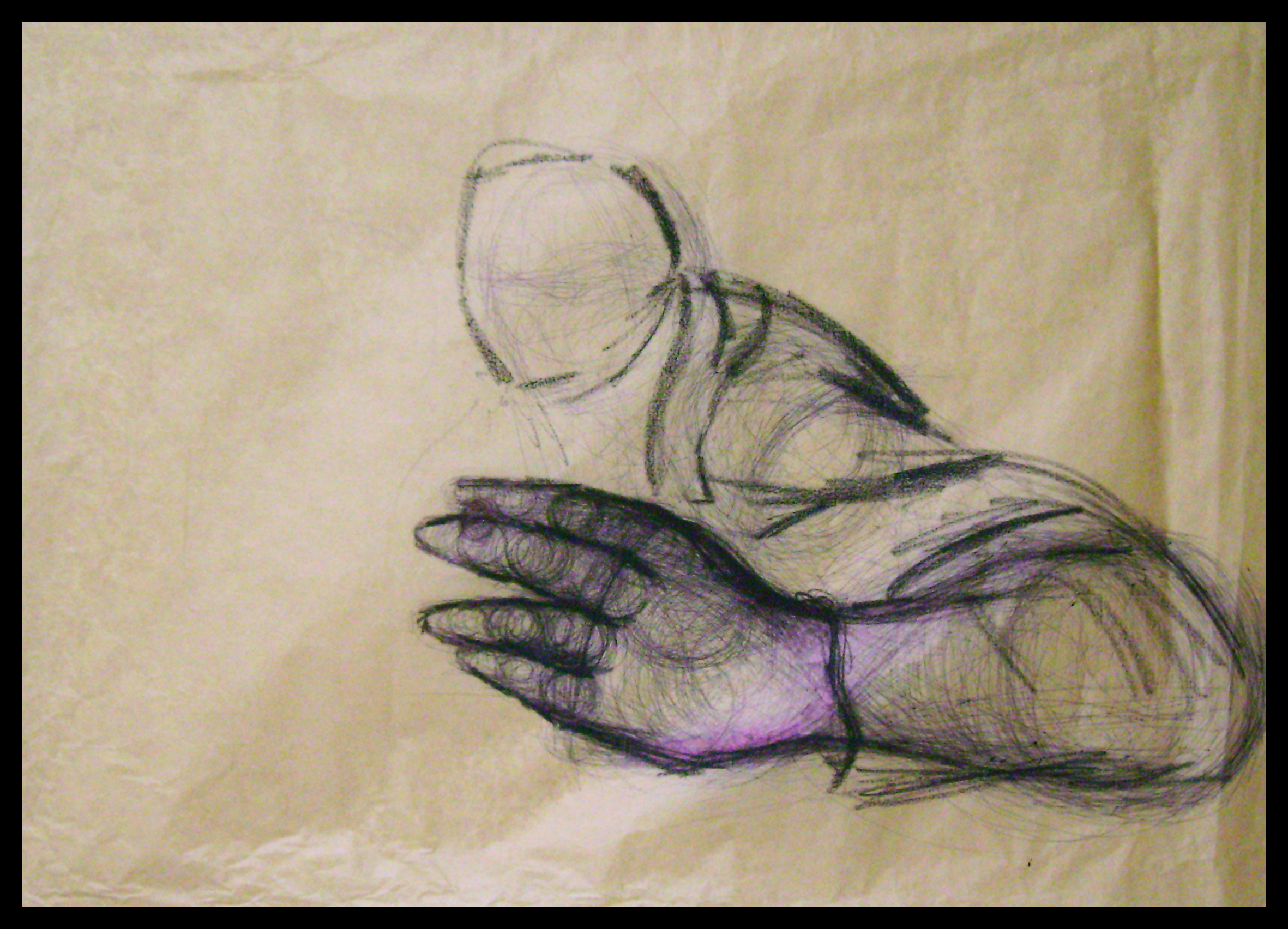 Sketch - Different Viewpoints, 2007