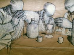 Sketch - Menage