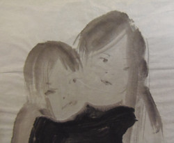 Kasia and Korina, 2008 (detail)