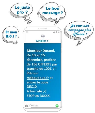 conseils pour mes campagnes sms