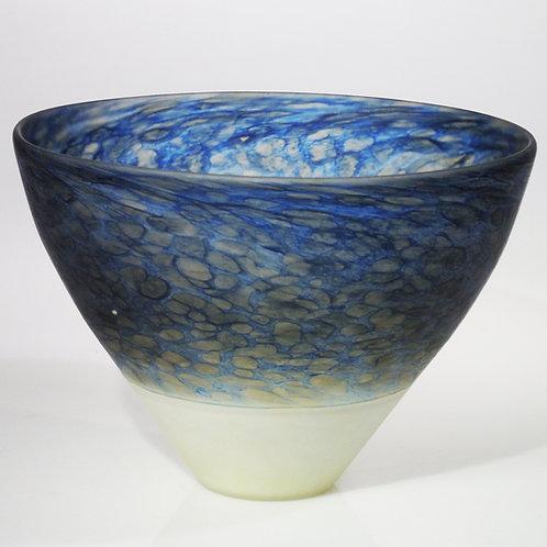 BBB Batik Bowl Blue