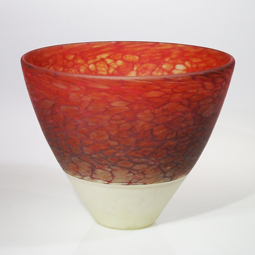 BBR Batik Bowl Red