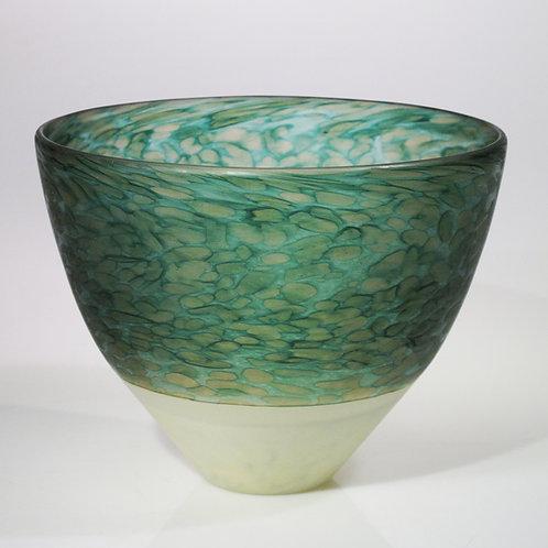 BBG Batik Bowl Green