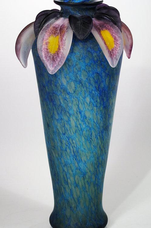 Blossom Vessel Blue