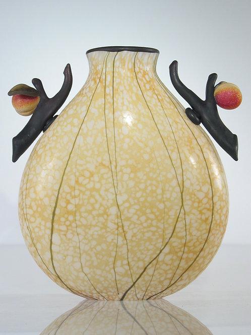 Peach Vase