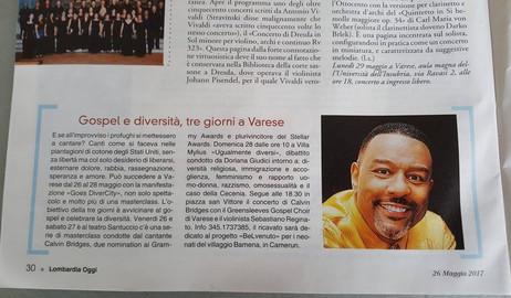 Press Varese (Calvin Bridges)