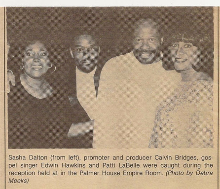 Calvin Bridges